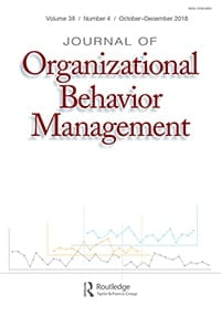 Journal of Organizational Behavior Management