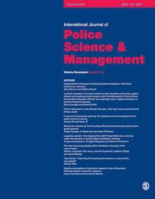 International Journal of Police Science and Management