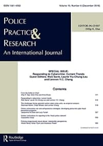 Police Practice and Research: An International Journal