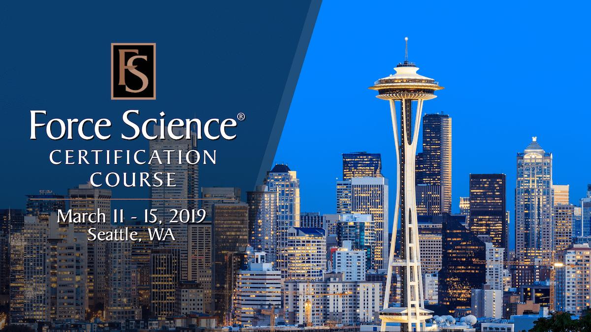 Force Science Training in Seattle, WA