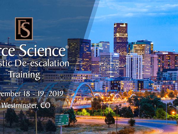 2-Day Realistic De-escalation Training in Colorado