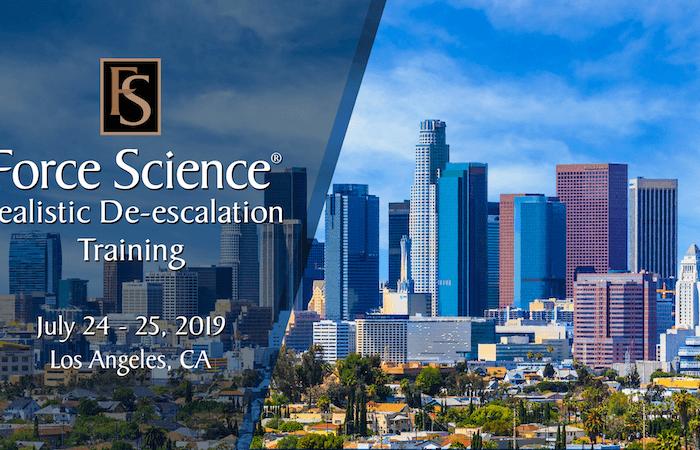 De-escalation Training in Los Angeles