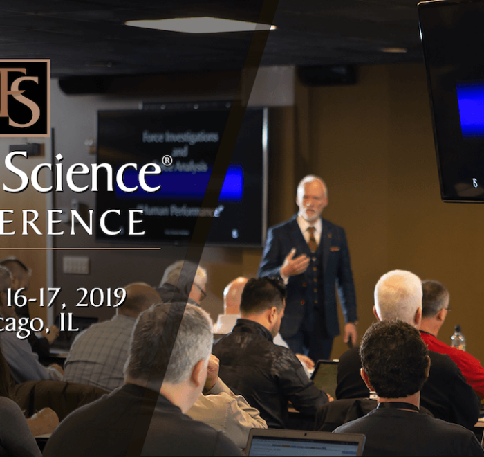 2019 Force Science Conference