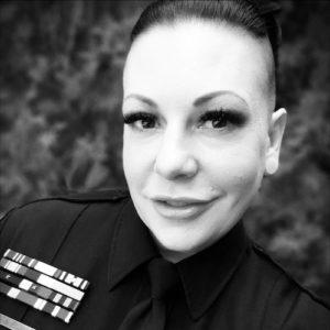 Nicole Florisi, M.S., Sgt. (Ret.)
